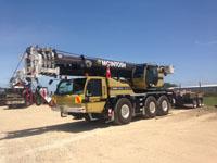 Demag 60 tonne crane