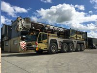 Demag 140 tonne